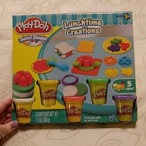 Play-Doh Lunchtime Creations Set